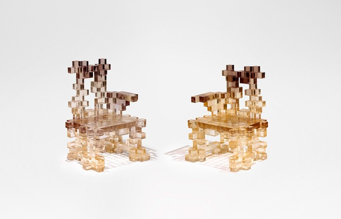 Nucleo was originally founded as a research-based collaborative of artists and now turned into an art furniture creator. Art furniture Art furniture by Nucleo Art furniture by Nucleo I Lobo you8