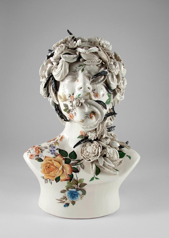 esculturas-em-ceramicas-inspiradas-na-natureza-blog-usenatureza Artistic ceramic busts Artistic ceramic busts by Jess Riva Cooper esculturas em ceramicas inspiradas na natureza blog usenatureza