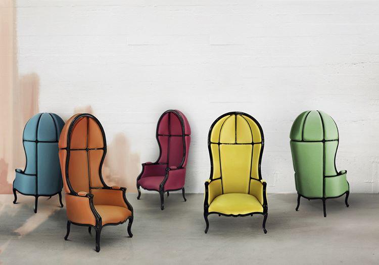 TheNamib Desert was the inspiration for Namib armchair This invigoratinghellip