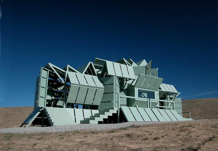 Architecture design Architecture design by Michael Jantzen Architecture design by Michael Jantzen artists I Lobo you13