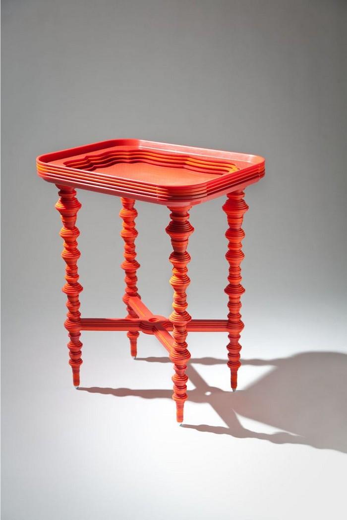 Art furniture Art furniture by Katie Stout Art furniture by Katie Stout I Lobo you12