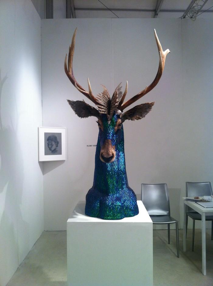 Contemporary art Contemporary art: Enrique Gomez De Molina Contemporary art Enrique Gomez De Molina artists I Lobo you12