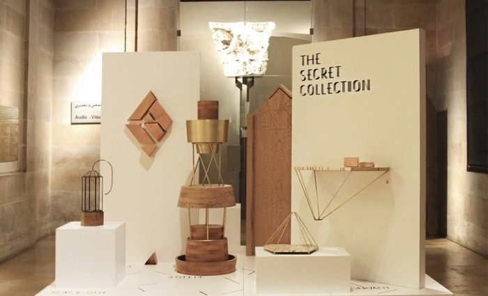 Fabrica design a collection of limited objects inspired by a trip to Lebanon named The Secret Collection which includes several contemporary design objects.