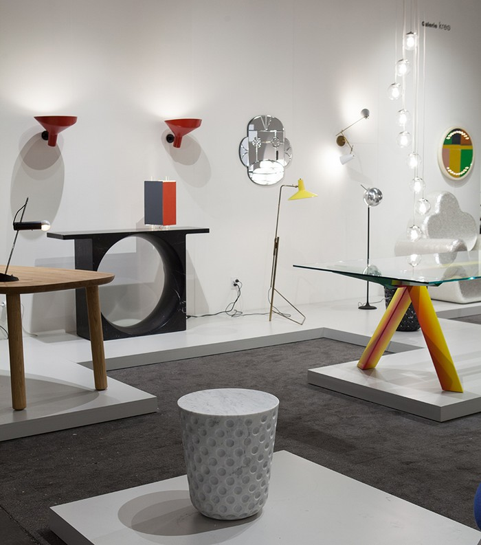 Galerie Kreo focuses on producing new pieces in collaboration with the most relevant contemporary designers. It is one of the best design galleries in  Paris. Design galleries Design galleries: Galerie Kreo Design galleries Galerie Kreo I Lobo you4