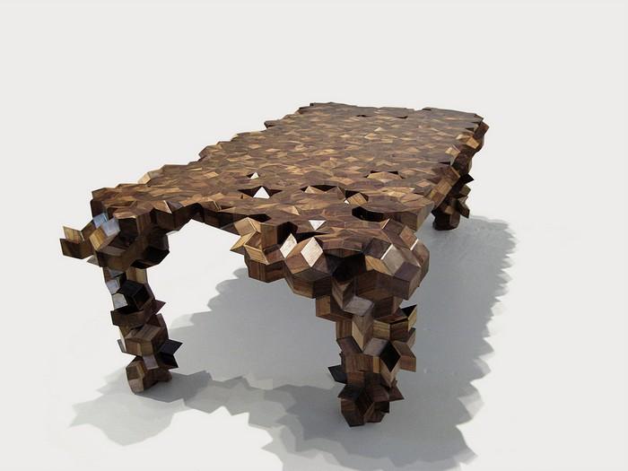Geometric shaped furniture by ArandaLasch- I Lobo you5 Geometric shaped furniture Geometric shaped furniture by Aranda/Lasch Geometric shaped furniture by ArandaLasch I Lobo you5