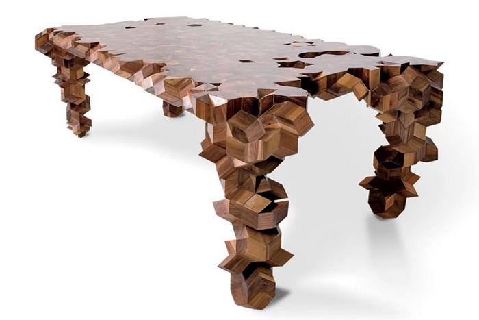 Geometric shaped furniture Geometric shaped furniture by Aranda/Lasch Geometric shaped furniture by ArandaLasch I Lobo you8