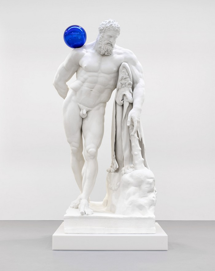 One of the most prominent artists working today, Jeff Koons, is well known for his bold paintings and sculptures. Today we talk about the Gazing Ball Series.