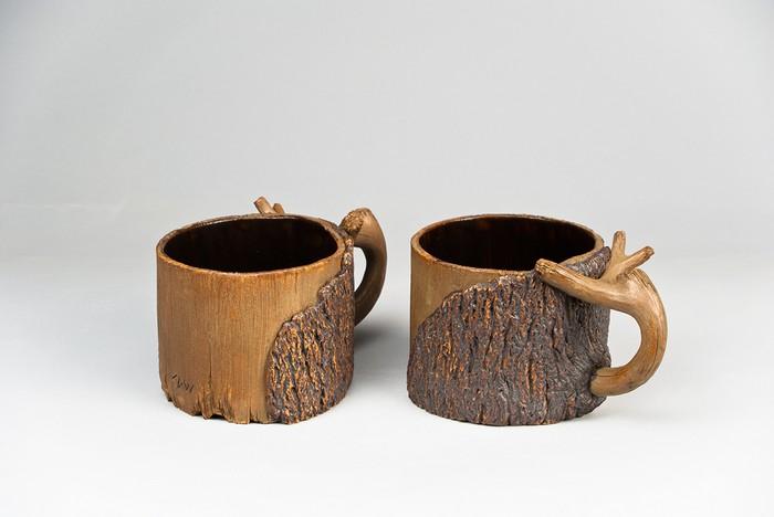 Hyper-realistic ceramics Hyper-realistic ceramics look like trunks Hyper realistic ceramics look like trunks artists I Lobo you11