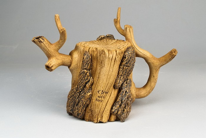 Hyper-realistic ceramics Hyper-realistic ceramics look like trunks Hyper realistic ceramics look like trunks artists I Lobo you12