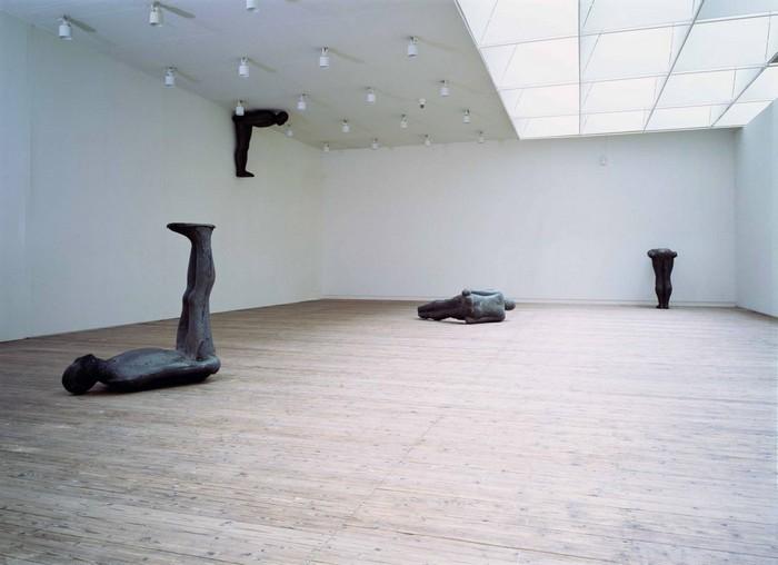 contemporary art Contemporary art: Antony Gormley metal sculptures Contemporary art Antony Gormley metal sculptures fine art I Lobo you14