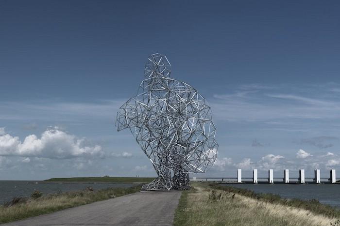 Contemporary art Antony Gormley metal sculptures- fine art I Lobo you6 contemporary art Contemporary art: Antony Gormley metal sculptures Contemporary art Antony Gormley metal sculptures fine art I Lobo you6