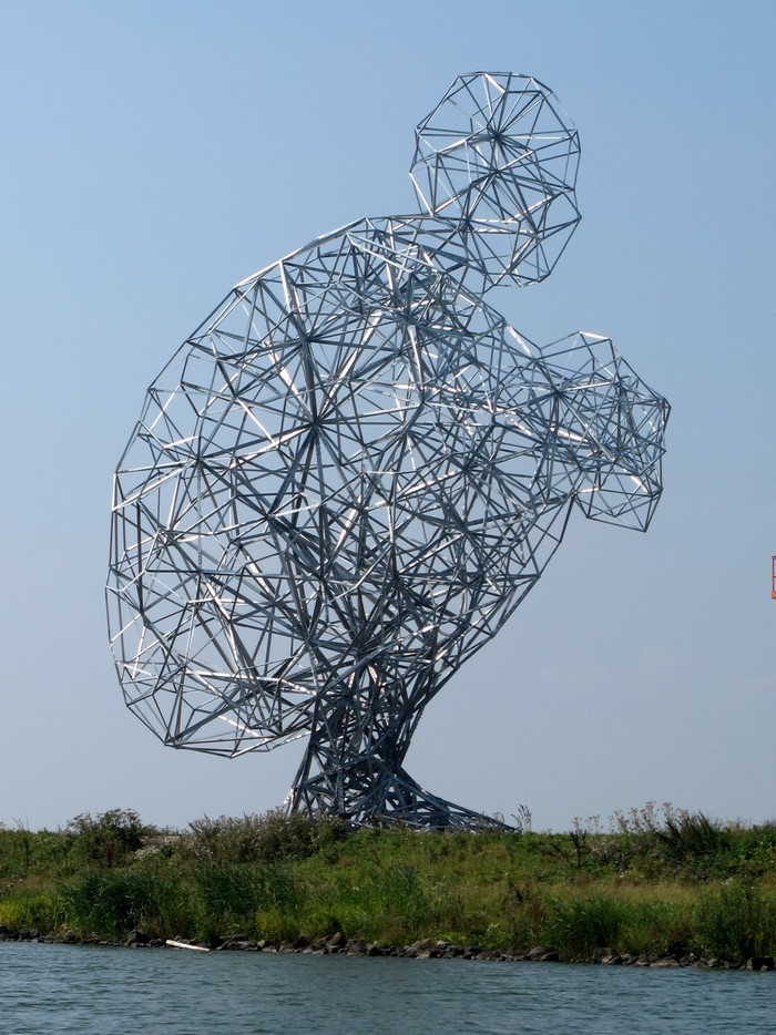 Contemporary art Antony Gormley metal sculptures- fine art I Lobo you7 contemporary art Contemporary art: Antony Gormley metal sculptures Contemporary art Antony Gormley metal sculptures fine art I Lobo you7