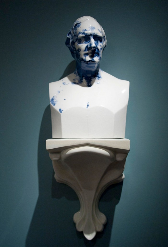 Contemporary art Contemporary art by Future Retrieval Contemporary art by Future Retrieval artists I Lobo you7