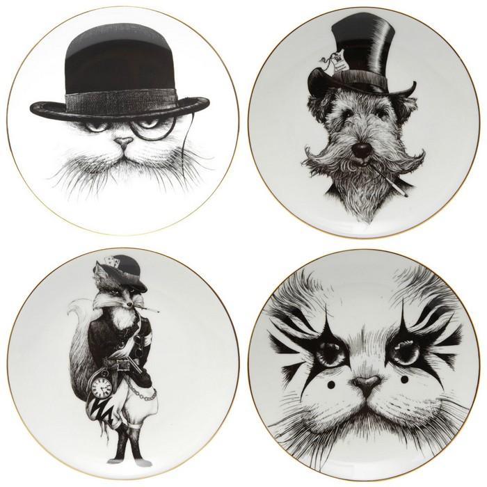 Decorating with animals Decorating with animals by Rory Dobner Decorating with animals by Rory Dobner fine art I Lobo you11