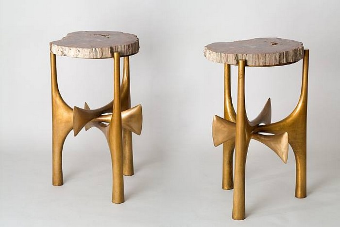 Originally trained as a sculptor at the École des Beaux-Arts in Paris, Philippe Hiquily is now dedicated to sculptural furniture. sculptural furniture Philippe Hiquily sculptural furniture Philippe Hiquily sculptural furniture I Lobo you5