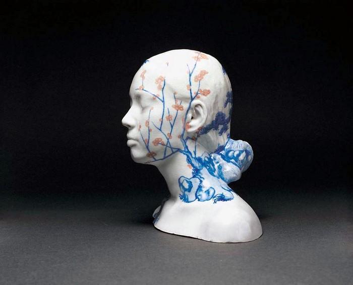 Ah Xian Porcelain Busts by Ah Xian Porcelain Busts by Ah Xian artists I Lobo you5