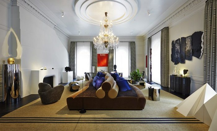 Ron Arad is a very renowned designer nowadays, mostly know for the creative seating designs. Today we share the best furniture designs by the artist.