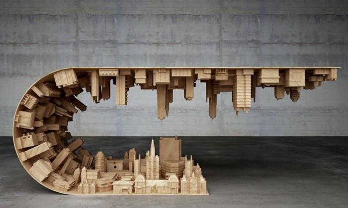 Art furniture Art furniture by Stelios Mousarris Art furniture by Stelios Mousarris I Lobo you13
