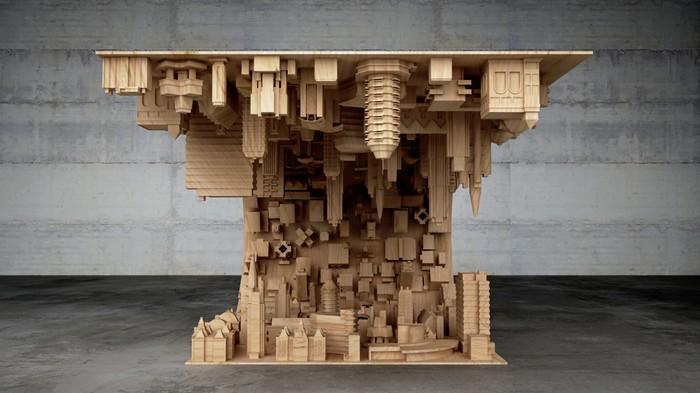 Art furniture Art furniture by Stelios Mousarris Art furniture by Stelios Mousarris I Lobo you14