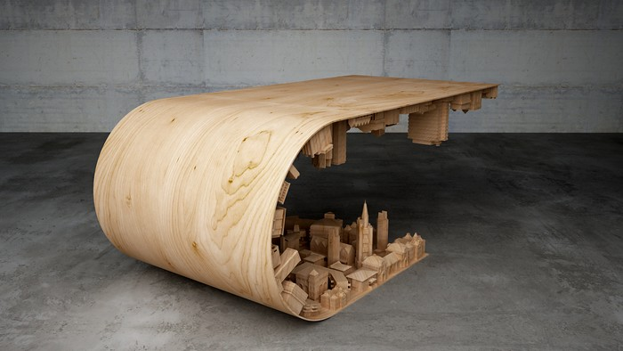 Art furniture by Stelios Mousarris- I Lobo you6 Art furniture Art furniture by Stelios Mousarris Art furniture by Stelios Mousarris I Lobo you6