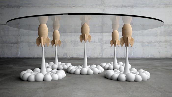 Art furniture Art furniture by Stelios Mousarris Art furniture by Stelios Mousarris I Lobo you9