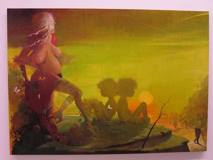 artistic paintings Artistic paintings by Lisa Yuskavage Artistic paintings by Lisa Yuskavage artists I lobo you7