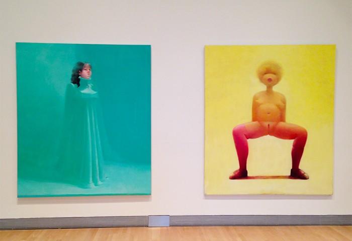 artistic paintings Artistic paintings by Lisa Yuskavage Artistic paintings by Lisa Yuskavage artists I lobo you9