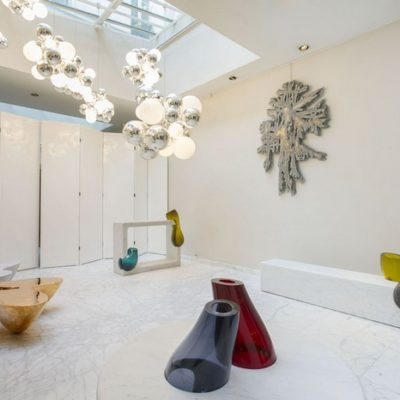 Yves and Victor Gastou are the father and dad behind Yves Gastou Gallery, one of the best design galleries that you should visit.