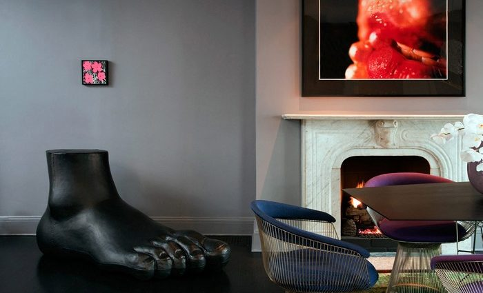 During his career, Gaetano Pesce presented the world many interior design solutions.