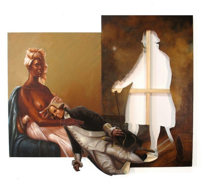artistic-wall-decoration-by-titus-kaphar-artists-i-lobo-you13 artistic wall decoration Artistic wall decoration by Titus Kaphar Artistic wall decoration by Titus Kaphar artists I Lobo you13