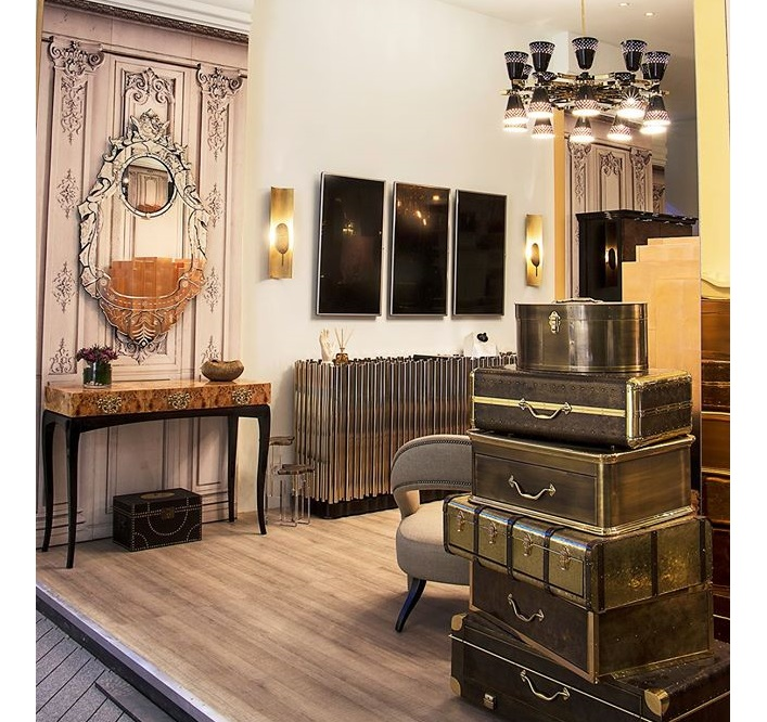 Boca do Lobo was one of the brands exhibiting at Maison et Objet 2016 this September edition.