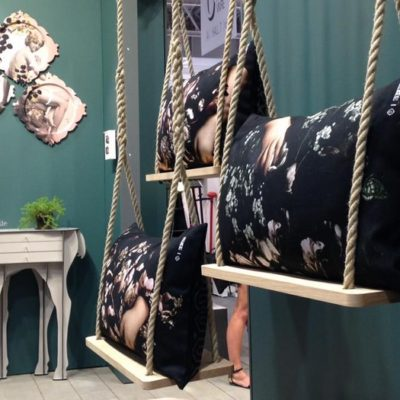 Ibride was one of the brands exhibiting at Maison et Objet this 2016 edition in September. The brand was at Now! Design à Vivre.