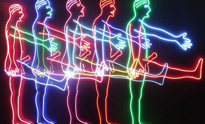 Bruce Nauman was one of the most prominent, influential, and versatile American artists to emerge in the 1960s relatively to neon art.