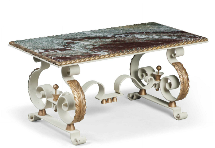 On the 23 November 2016, Christie's will be making the auction that will include the Best Furniture Art Ever.