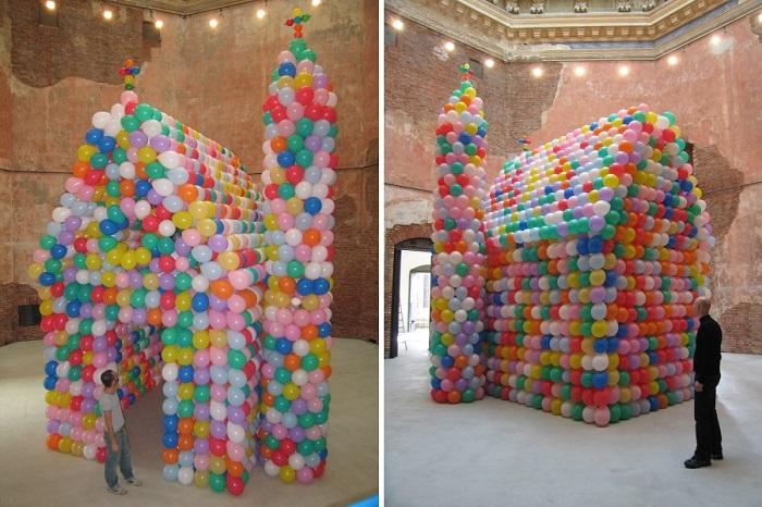 hans-hemmert-baloon-sculpture-fine-art-i-lobo-you12 balloon sculpture Hans Hemmert balloon sculptures Hans Hemmert baloon sculpture fine art I Lobo you12