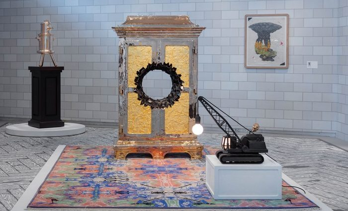 Organized by the Museum of Art & Design (MAD) in New York, Studio Job MAD HOUSE is the first American solo exhibition of Studio Job.