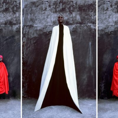 Maïmouna Guerresi is an Italian-Senegal artist, born in Italy, she converted to Islam after living in Senegal. Today we focus on the art photography cerated.