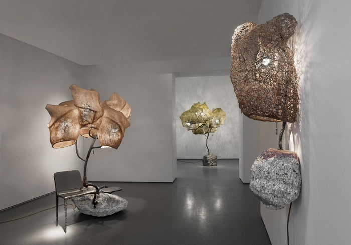 Carpenters workshop gallery is pleased to announce the Spanish artist Nacho Carbonell and his solo exhibition 'Forest' in the Marais space in Paris.
