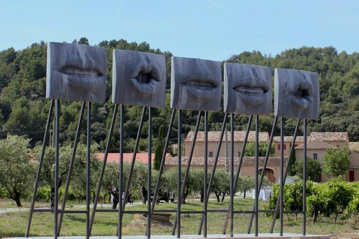 Contemporary sculptures Contemporary sculptures by Stefano Bombardieri Contemporary sculptures by Stefano Bombardieri artists I Lobo you5