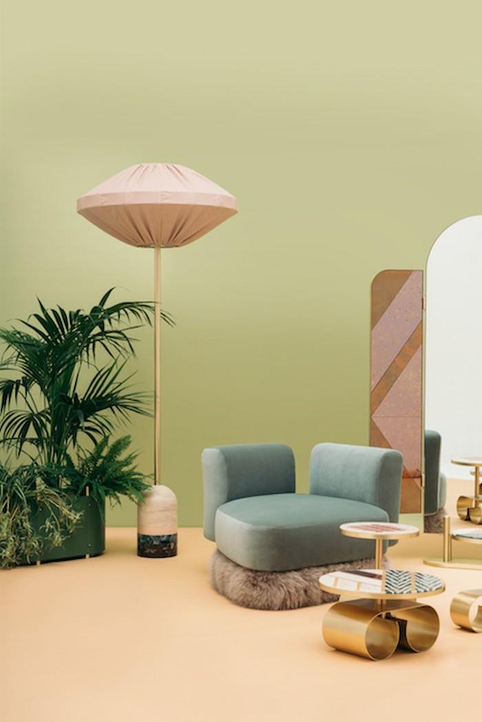 For Design Miami 2016, Milan-based architect Cristina Celestino partners with Fendi to showcase a collection of exceptional furniture. Design Miami 2016 Fendi at Design Miami 2016 Fendi at Design Miami 2016 furniture I Lobo you2