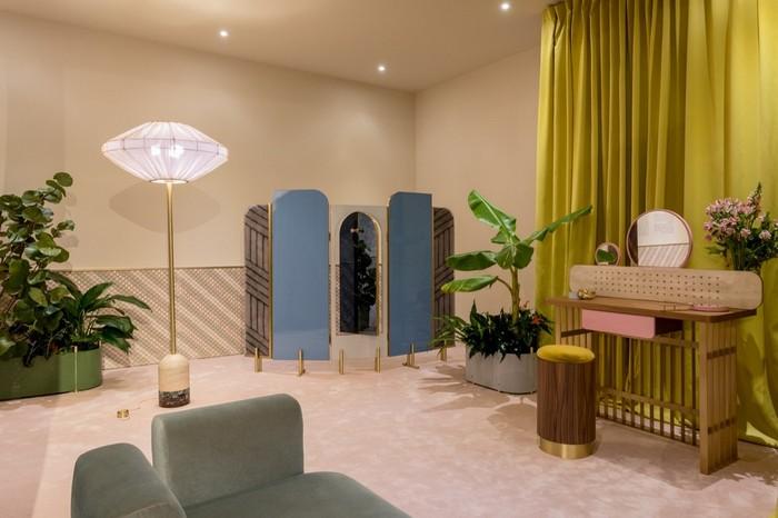 For Design Miami 2016, Milan-based architect Cristina Celestino partners with Fendi to showcase a collection of exceptional furniture. Design Miami 2016 Fendi at Design Miami 2016 Fendi at Design Miami 2016 furniture I Lobo you5