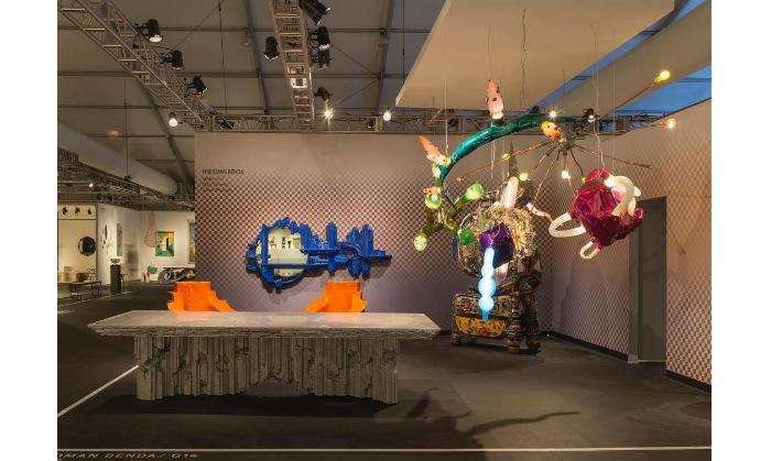 design miami 2016 Friedman Benda at Design Miami 2016 Friedman Benda at Design Miami 2016 furniture I Lobo you