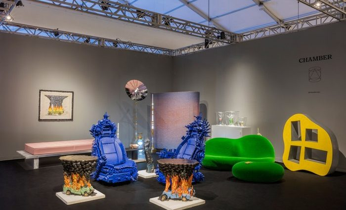 Friedman Benda was one of the galleries that exhibited at Design Miami 2016.