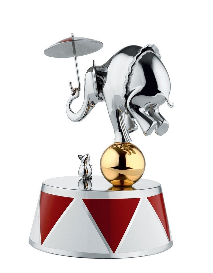 Alessi will be exhibiting at Maison et Objet 2017 in Paris it new collection Circus in collaboration with Marcel Wanders. maison et objet Meet Alessi Circus collection at Maison et Objet 2017 Meet Alessi Circus collection at Maison et Objet 2017 limited edition I Lobo you