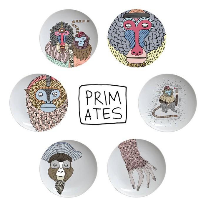 maison et objet Elena Salmistraro primates at Maison et Objet 2017 Elena Salmistraro primates at Maison et Objet 2017 I lobo you6