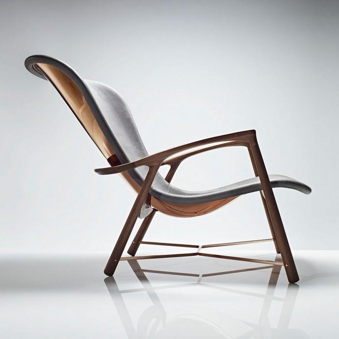 Art furniture Art furniture: Silhouette chair by Linley Art furniture Silhouette chair by Linley I Lobo you5
