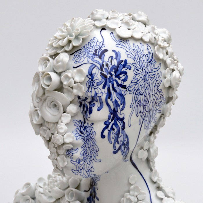 Juliette Clovis is a multidisciplinary french contemporary artist dedicated to artistic busts, true art pieces. Artistic busts Artistic busts by Juliette Clovis Artistic busts by Juliette Clovis fine art I Lobo you