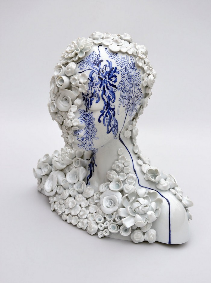 Juliette Clovis is a multidisciplinary french contemporary artist dedicated to artistic busts, true art pieces. Artistic busts Artistic busts by Juliette Clovis Artistic busts by Juliette Clovis fine art I Lobo you5