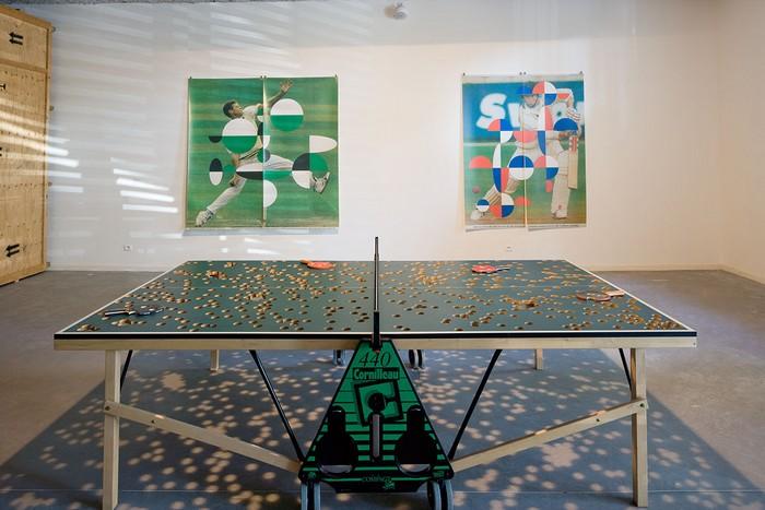 contemporary art Contemporary art by Richard Fauguet Contemporary art by Richard Fauguet artists I Lobo you2 1