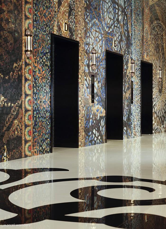 Hotel Mondrian Doha Hotel Mondrian Doha in collaboration with Marcel Wanders Hotel Mondrian Doha in collaboration with Marcel Wanders limited edition world I Lobo you11